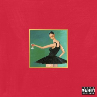 8 - My Beautiful Dark Twisted Fantasy