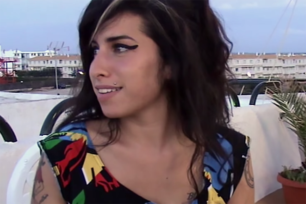 Watch the Touching Ful... Amy Winehouse Documentary