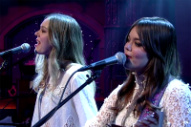 First Aid Kit Treat 'Letterman' to Nostalgic Cover of Simon and Garfunkel's 'America'