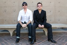 25th Annual Palm Springs International Film Festival - Talking Pictures: Bono, The Edge, Idris Elba, Naomie Harris