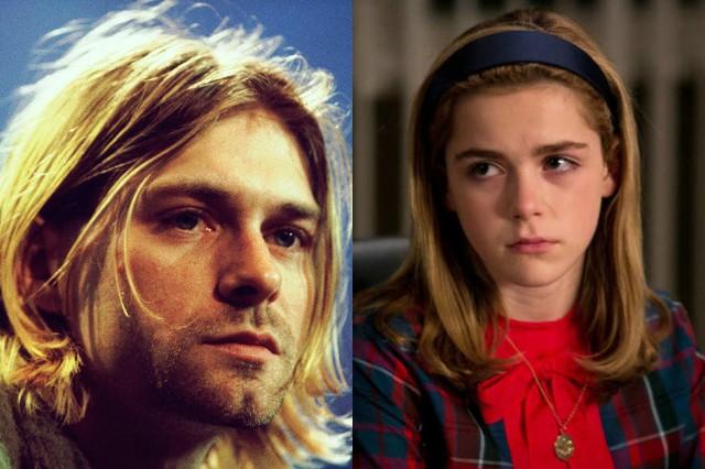 Sally Draper Kurt Cobain