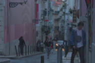 Panda Bear Wanders Through Lisbon in 'Come to Your Senses' Video
