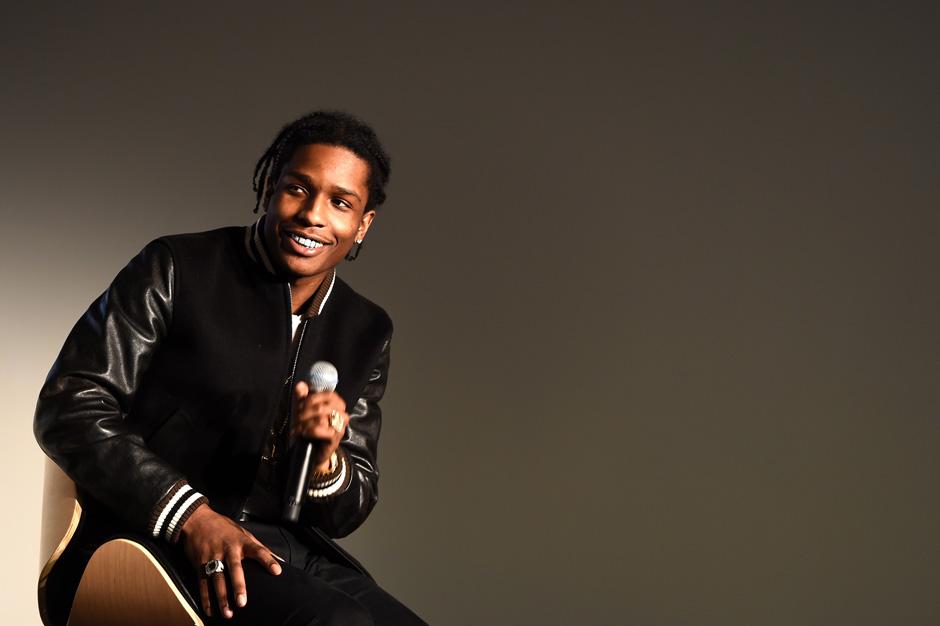 Tribeca Talks:Tribeca Film Festival: CRWN With Elliott Wilson And A$AP Rocky - 2015 Tribeca Film Festival