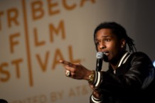 Tribeca Talks:Tribeca Film Festival: CRWN With Elliott Wilson And A$AP Rocky - 2015 Tribeca Film Festival