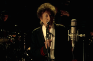 Bob Dylan Plays Fitting 'The Night We Called It A Day' on Penultimate 'Letterman'