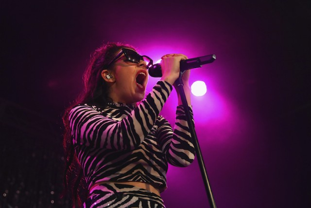 Charli XCX Performs Live At The Metro