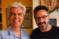 Listen to David Byrne's Insightful Appearance on 'WTF With Marc Maron'