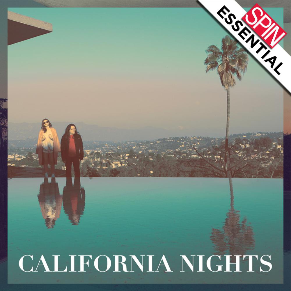 essential california nights