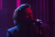 Watch Father John Misty Perform 'True Affection' on 'Seth Meyers'