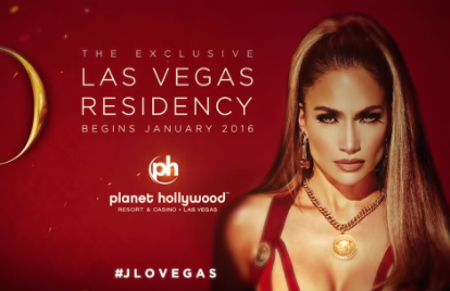 Jennifer Lopez Announces Las Vegas Residency