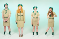 Jenny Lewis' 'She's Not Me' Video Pays Homage to 'Troop Beverly Hills'
