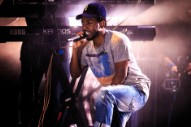 Kendrick Lamar Debuts New Song With Bilal and Adrian Younge
