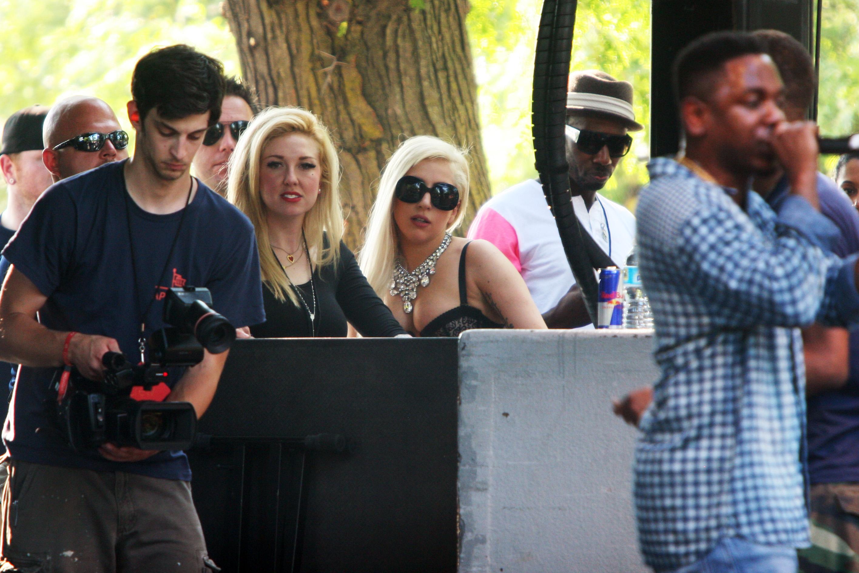 2012 Pitchfork Music Festival - Day 3