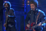 Noel Gallagher's High Flying Birds 'Lock All The Doors' on 'Fallon'