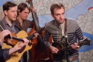 Punch Brothers Offer a Frantic Bluegrass Take on the Strokes' 'Reptilia'