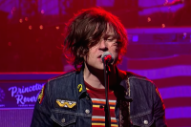 Ryan Adams Is 'Starting to Hurt' on 'Letterman'