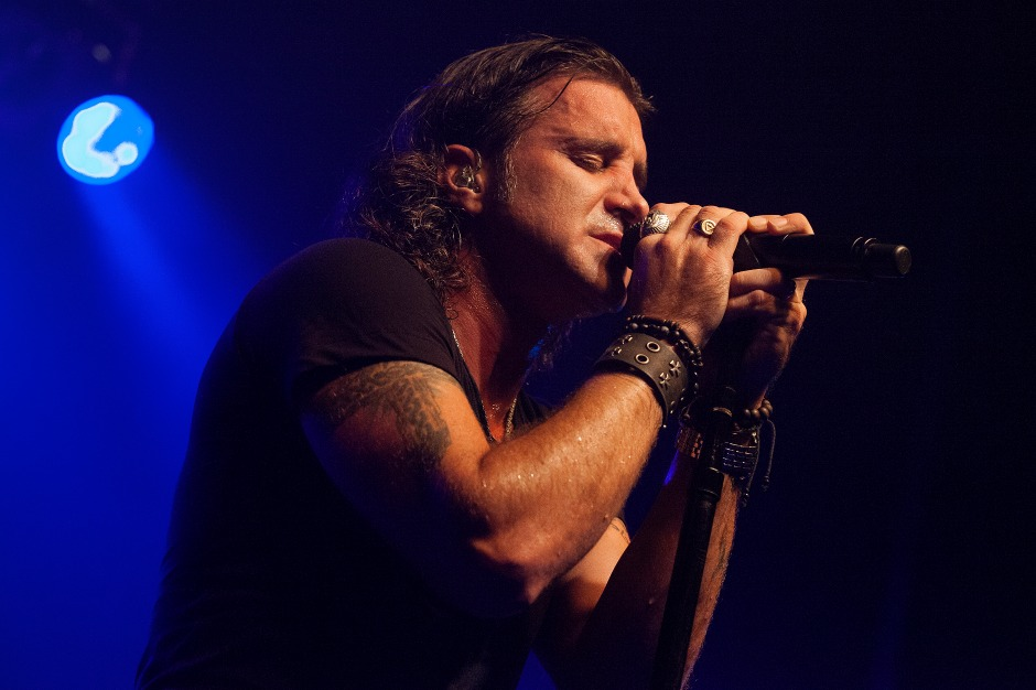 Creed's Scott Stapp Admits to Suffering From Bipolar Disorder