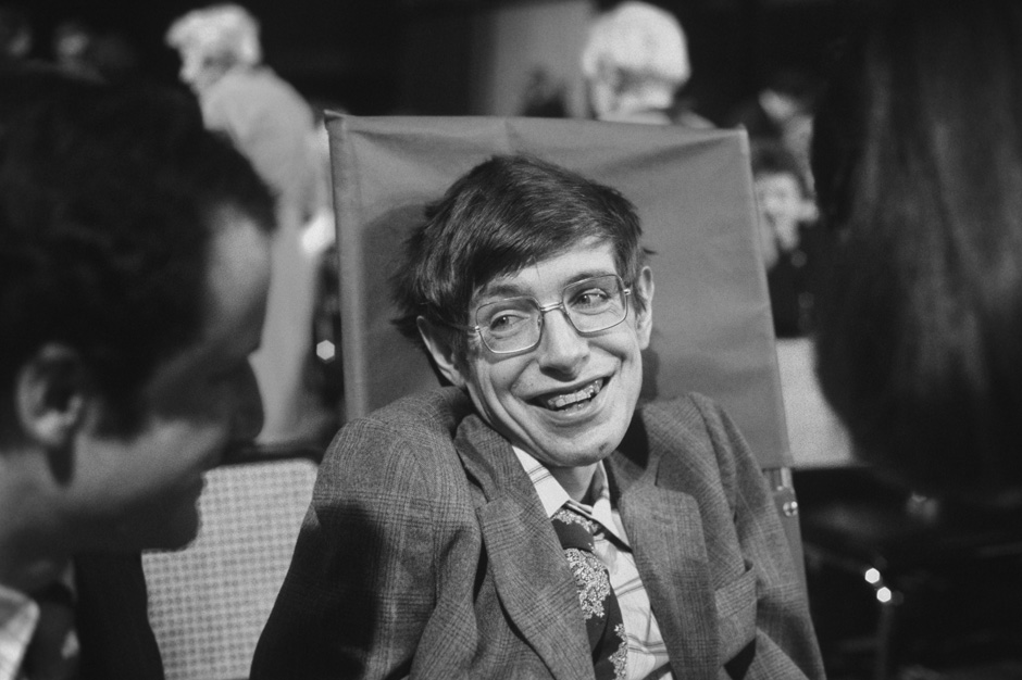 Stephen Hawkings Five Best Musical Moments SPIN