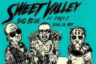Sweet Valley Team With Juicy J and Soulja Boy for the Fluid 'Big Blue'