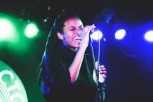 Kelela live in 2014