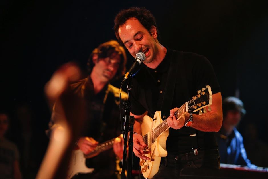 Albert Hammond Jr. live in 2012