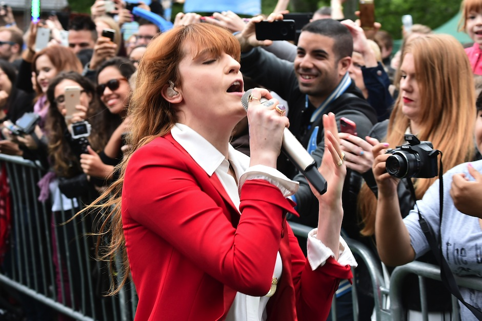 Florence + The Machine On ABC's