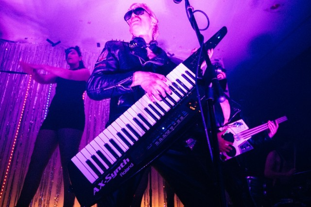 Ronnie Stone & the Lonely Riders Relive the Neon '80s on