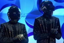 Daft Punk, joining Tidal