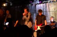 Watch Michael Shannon (?!) Cover Two Smiths Songs at 'Queen Is Dead' Tribute Show