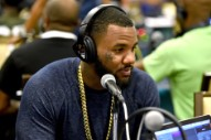 The Game Arrested For Allegedly Punching Off-Duty Police Officer