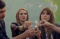 Veruca Salt Burn in Reverse on 'Laughing in the Sugar Bowl' Video