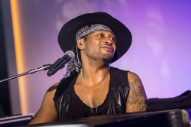 D'Angelo Reveals He's Making a 'Companion Piece' For 'Black Messiah'