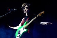 St. Vincent Joins Wire for Spiraling 'Drill' in Chicago