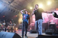 Jon Hamm Fed Gummy Bears to Belle and Sebastian at Bonnaroo