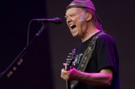 Review: Neil Young Can't Make His Passion Signify on 'The Monsanto Years'