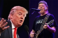 Neil Young Wants Donald Trump to Stop 'Rockin' In The Free World'