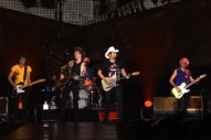 Brad Paisley Joins the Rolling Stones for 'Dead Flowers' in Nashville