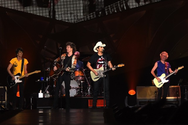 The Rolling Stones North American
