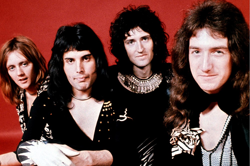 Queen Group Portrait