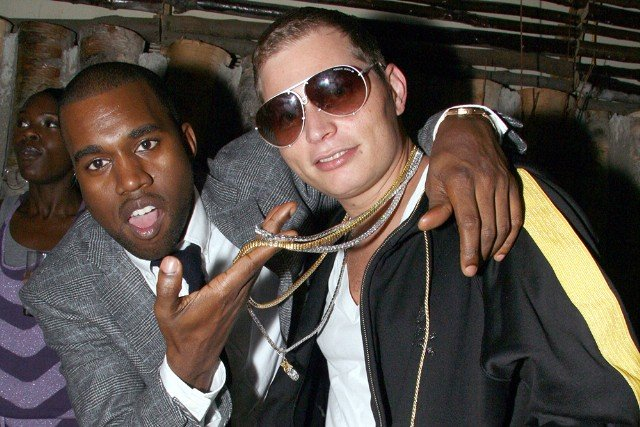 Kanye West Celebrates Inclusion on the 67th Annual International Best-Dressed List - September 11, 2006