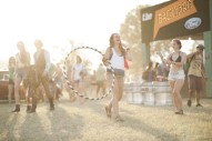 Day Two at Bonnaroo: Check out our favorite moments from the Ford Backyard