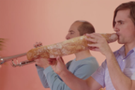 Beirut Play Skunk Trumpets in Their Absurd 'No No No' Video