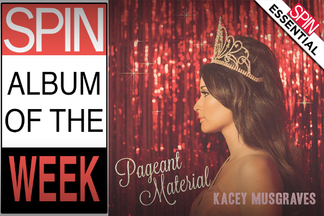 Kacey Musgraves SPIN Album of the Week Pageant Material