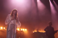 Watch Florence + the Machine Cover the Foo Fighters at Glastonbury