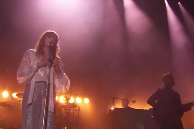 Florence Machine Glastonbury Foo Fighters