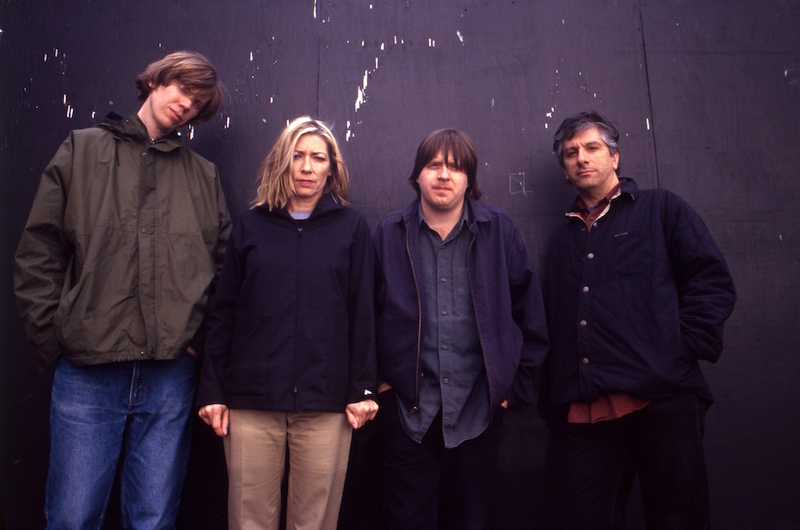 Sonic Youth London 1989
