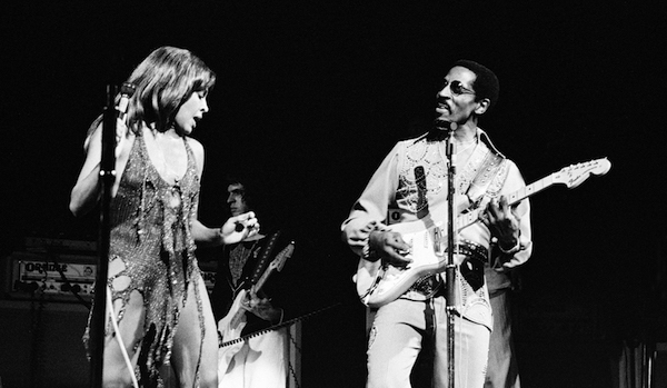 Ike And Tina Turner Perform Live In Amsterdam