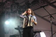 'Weird Al' Yankovic's Many Costume Changes at Governors Ball 2015