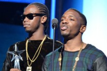 BET AWARDS '14 - INTERNATIONAL BET AWARD PRESENTATIONS : Best International Act: Africa; Best International Act: UK