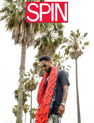 Miguel, wildheart, new album, interview, spin, cover story